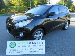Used 2013 Hyundai Tucson PREMIUM, AUTO, M/ROOF, INSP, FREE BCAA MBSHP, FREE WARRANTY & FINANCING! for sale in Surrey, BC