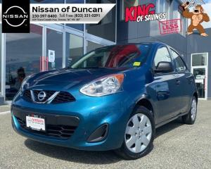 Used 2016 Nissan Micra S for sale in Duncan, BC