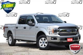 Used 2018 Ford F-150 XLT 2.7L ECOBOOST | 10-SPEED AUTO | TRAILER TOW for sale in Kitchener, ON
