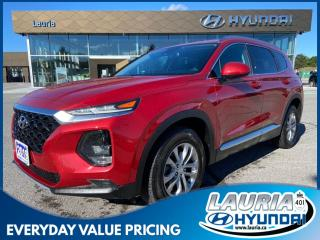 Used 2019 Hyundai Santa Fe 2.4L AWD Essential - 1 OWNER / Safety pkg for sale in Port Hope, ON