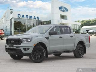 New 2021 Ford Ranger 4X4 CREW CAB for sale in Carman, MB