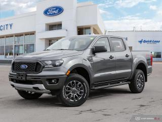 New 2021 Ford Ranger 4X4 CREW CAB for sale in Winnipeg, MB