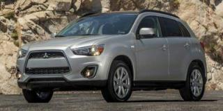 Used 2014 Mitsubishi RVR GT w/ LEATHER / SUNROOF/ AWD for sale in Calgary, AB