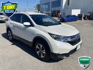 Used 2018 Honda CR-V LX | CLEAN CARFAX | CLOTH | ALLOYS | KEYLESS ENTRY | for sale in Barrie, ON