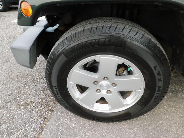 2010 Jeep Wrangler Sahara | Leather | Both Tops | Newer Michelin Tire