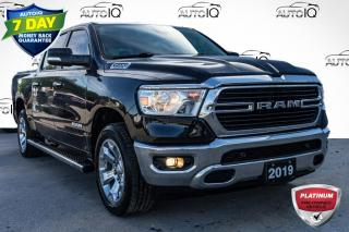 Used 2019 RAM 1500 Big Horn LOW MILEAGE CREW CAB for sale in Innisfil, ON