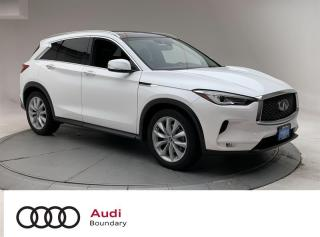 Used 2019 Infiniti QX50 2.0T Luxe AWD (E6VG79) for sale in Burnaby, BC