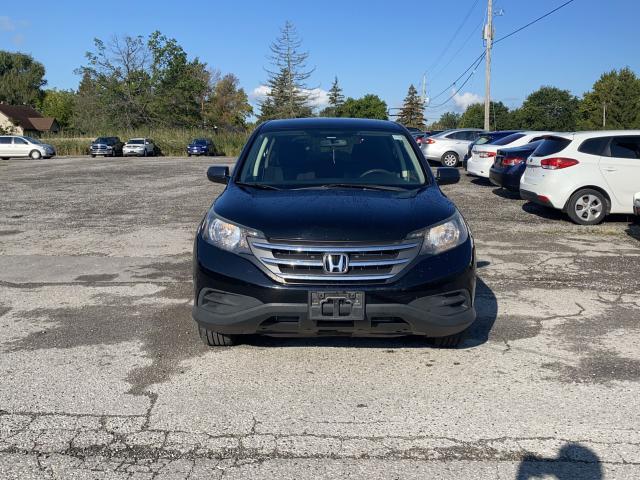 2012 Honda CR-V LX Photo5