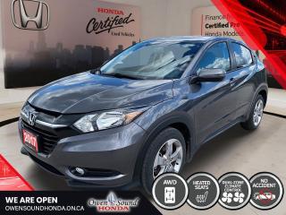 Used 2017 Honda HR-V EX for sale in Owen Sound, ON