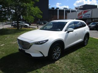 Used 2018 Mazda CX-9 GS-L ~ LEATHER ~ BACK UP CAMERA ~ WINTER TIRES for sale in Toronto, ON