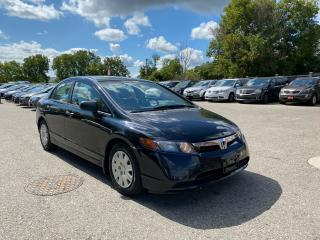 Used 2008 Honda Civic DX for sale in London, ON