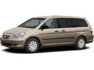 Used 2007 Honda Odyssey EX-L-SUNROOF-1 OWNER LOCAL TRADE-PWR SLIDING DOORS for sale in Tilbury, ON
