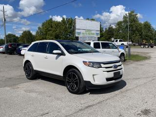 Used 2013 Ford Edge SEL for sale in Komoka, ON