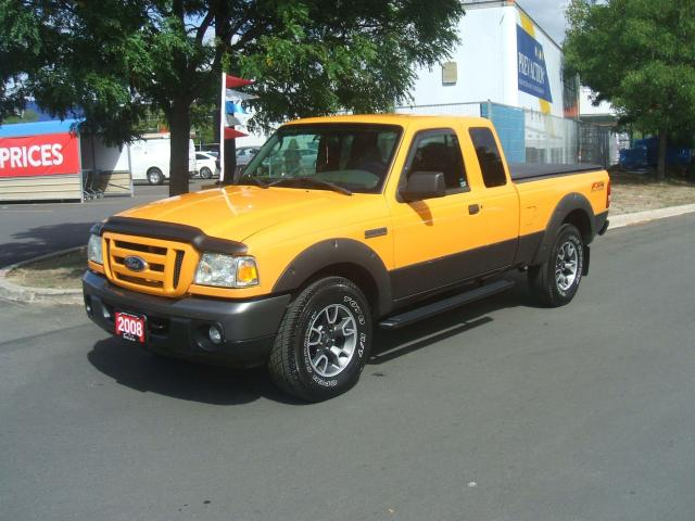 2008 Ford Ranger FX4  OFF ROAD         LEATHER