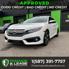 Used 2017 Honda Civic Touring for sale in Calgary, AB