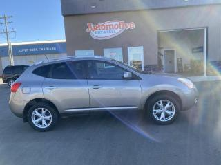Used 2010 Nissan Rogue SL AWD for sale in Stettler, AB