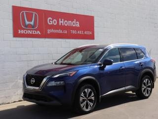 Used 2021 Nissan Rogue SV, PANORAMIC SUNROOF, AWD for sale in Edmonton, AB