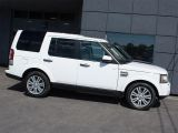 Photo of White 2012 Land Rover LR4