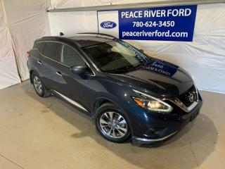Used 2018 Nissan Murano SV for sale in Peace River, AB