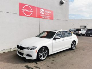 Used 2016 BMW 3 Series 328XI/XDRIVE/M-SPORT/TWIN TURBO/LEATHER/SUNROOF for sale in Edmonton, AB