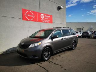 Used 2013 Toyota Sienna LE/7-PASS/V6/GREAT FAMILY VAN! for sale in Edmonton, AB
