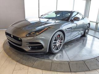 Used 2018 Jaguar F-Type V8 Supercharged for sale in Edmonton, AB