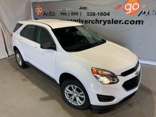 Used 2017 Chevrolet Equinox LS for sale in Peace River, AB