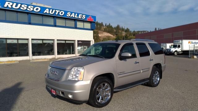 2007 GMC Yukon Denali All Wheel Drive, Low Km