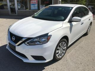 Used 2016 Nissan Sentra SV for sale in St. Catharines, ON