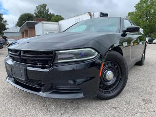Used 2016 Dodge Charger Police for sale in Woodstock, ON
