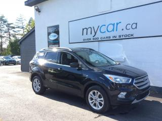 Used 2018 Ford Escape BACKUP CAM. POWER HEATED SEAT, ALLOYS, WOW!! for sale in Richmond, ON