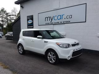 Used 2016 Kia Soul EX ALLOYS, HEATED SEATS. BACKUP CAM, POWER GROUP. for sale in Richmond, ON