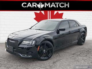 Used 2018 Chrysler 300 300S / LEATHER / 22'' RIMS / NO ACCIDENTS for sale in Cambridge, ON