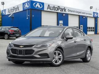Used 2018 Chevrolet Cruze LT Auto LT - 6AT BACKUP CAM|SUNROOF|BOSE AUDIO|HEATED SEATS for sale in Georgetown, ON