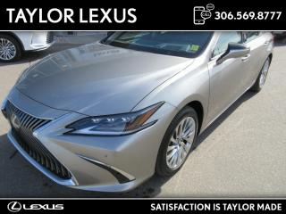 New 2021 Lexus ES 300 h for sale in Regina, SK
