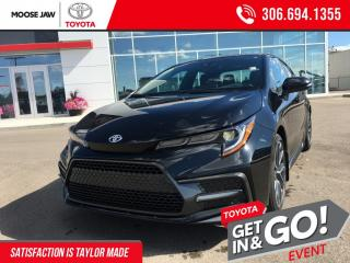 New 2022 Toyota Corolla SE for sale in Moose Jaw, SK