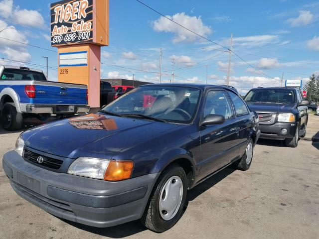 1997 Toyota Tercel *ONLY 41,000KMS*AUTO*RELIABLE*GREAT ON FUEL*CERT