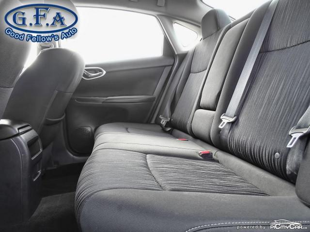 2019 Nissan Sentra SV MODEL, REARVIEW CAMERA, HEATED SEATS, BLUETOOTH Photo8