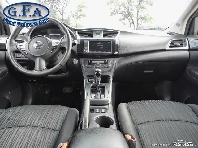 2019 Nissan Sentra SV MODEL, REARVIEW CAMERA, HEATED SEATS, BLUETOOTH Photo10