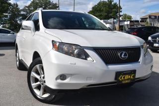 Used 2012 Lexus RX 350 AWD - Navigation - Back Up Camera- Leather for sale in Oakville, ON