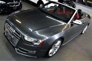 Used 2016 Audi S5 Technik for sale in North York, ON