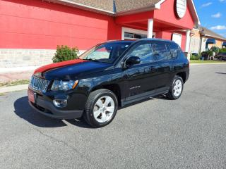 Used 2017 Jeep Compass High Altitude Edition for sale in Cornwall, ON