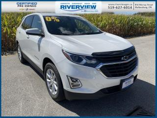 Used 2018 Chevrolet Equinox 1LT NO ACCIDENTS | NEW TIRES | NEW BRAKES | HEATED SEATS for sale in Wallaceburg, ON