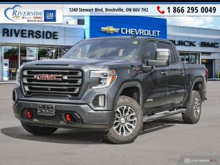 Used 2020 GMC Sierra 1500 AT4 for sale in Brockville, ON