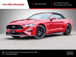 Used 2021 Ford Mustang Convertible GT Premium for sale in Mississauga, ON