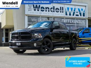 Used 2018 RAM 1500 ST BLACK EXPRESS for sale in Kitchener, ON
