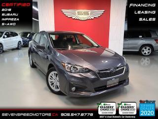 Used 2018 Subaru Impreza for sale in Oakville, ON