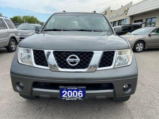 Used 2006 Nissan Pathfinder CERTIFIED, WARRANTY INCLUDED,TIRE PRESSURE MONITOR for sale in Woodbridge, ON