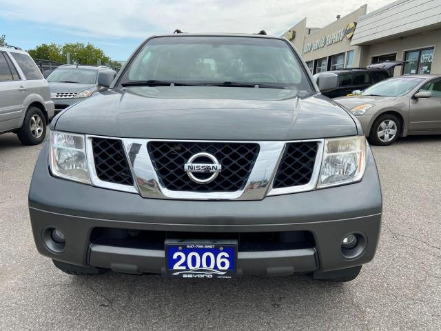 2006 Nissan Pathfinder CERTIFIED, WARRANTY INCLUDED,TIRE PRESSURE MONITOR