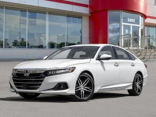 New 2021 Honda Accord Touring for sale in Winnipeg, MB
